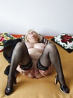 moms in pantyhose videos